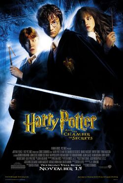 Harry potter and the chamber of secrets poster3