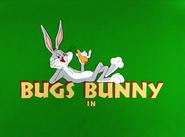 Ali Baba Bunny Bugs Bunny Introduction