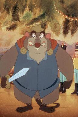Mouse king (the nutcracker prince)