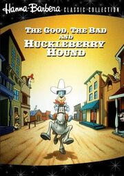 The Good, The Bad, and Huckleberry Hound DVD