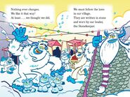 When Migo Met Smallfoot Various Pages 1