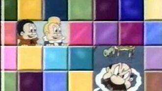 Cartoon Network ID Checkerboard 2 1995
