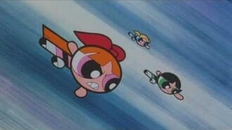 The Powerpuff Girls Movie Early Test Sequence