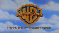 Warner bros logo mars attack 1996