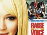 Raise Your Voice (soundtrack)