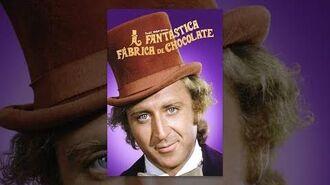 A Fantástica Fábrica de Chocolate (Dublado)