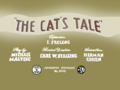 The Cat's Tale Title Card