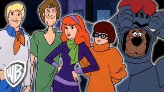 Scooby-Doo! Unmasking Classic Villains Compilation WB Kids