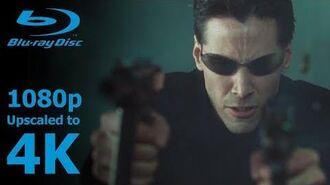 The Matrix - Lobby Shootout