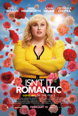 Isn't It Romantic (2019 poster)
