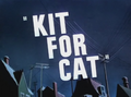 Kit For Cat Title Card