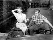 Mari Aldon and Richard Webb