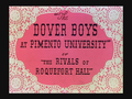 Title Card for The Dover Boys