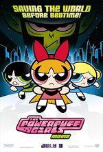 Powerpuff Girls Movie poster