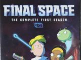 Final Space videography