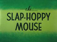 The Slap-Hoppy Mouse Title Card