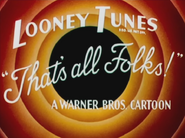 A Hound for Trouble Looney Tunes Outro