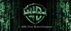Warner bros logo The Matrix Reloaded teaser trailer 2002