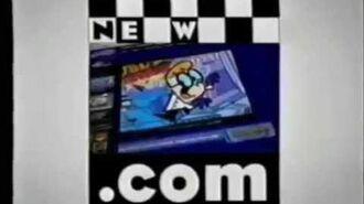 Cartoonnetwork.com Ad- Dexter's Robot Rampage