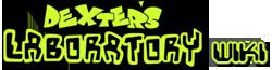 Dexter's Laboratory Wiki-wordmark