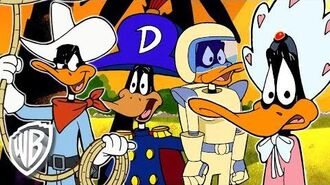 Looney Tunes Duck Dodger's Best Costumes WB Kids
