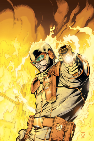 Heat Wave (DC Comics character)