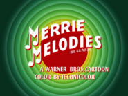 Gee Whiz Merrie Melodies Intro 2