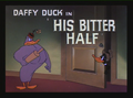 His Bitter Half Title Card