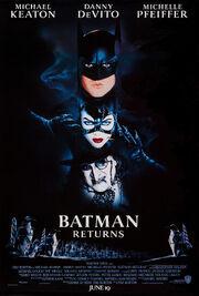 Batman returns poster2