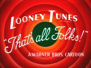 Bugsy and Mugsy Looney Tunes Outro