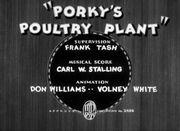 Porky's Poultry Plant