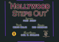 Hollywood Steps Out Title Card