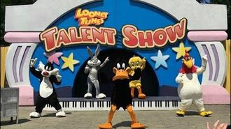 The Looney Tunes Talent Show at Six Flags New England