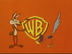 Wb logo The Road Runner Show closing variant