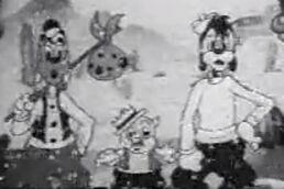 Porky's Drunken Friends