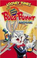 Looney Looney Looney Bugs Bunny Movie VHS 1999