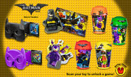 Lego batman movie toys mcdonalds