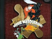 Looney Tunes Animated Jigsaws - Merrie Masquerades - All Video Clips