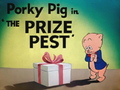 The Prize Pest Title Card