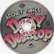 Looney tunes daily desktop 1998 cd rom disc