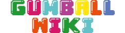 Wiki-wordmark (Gumball)