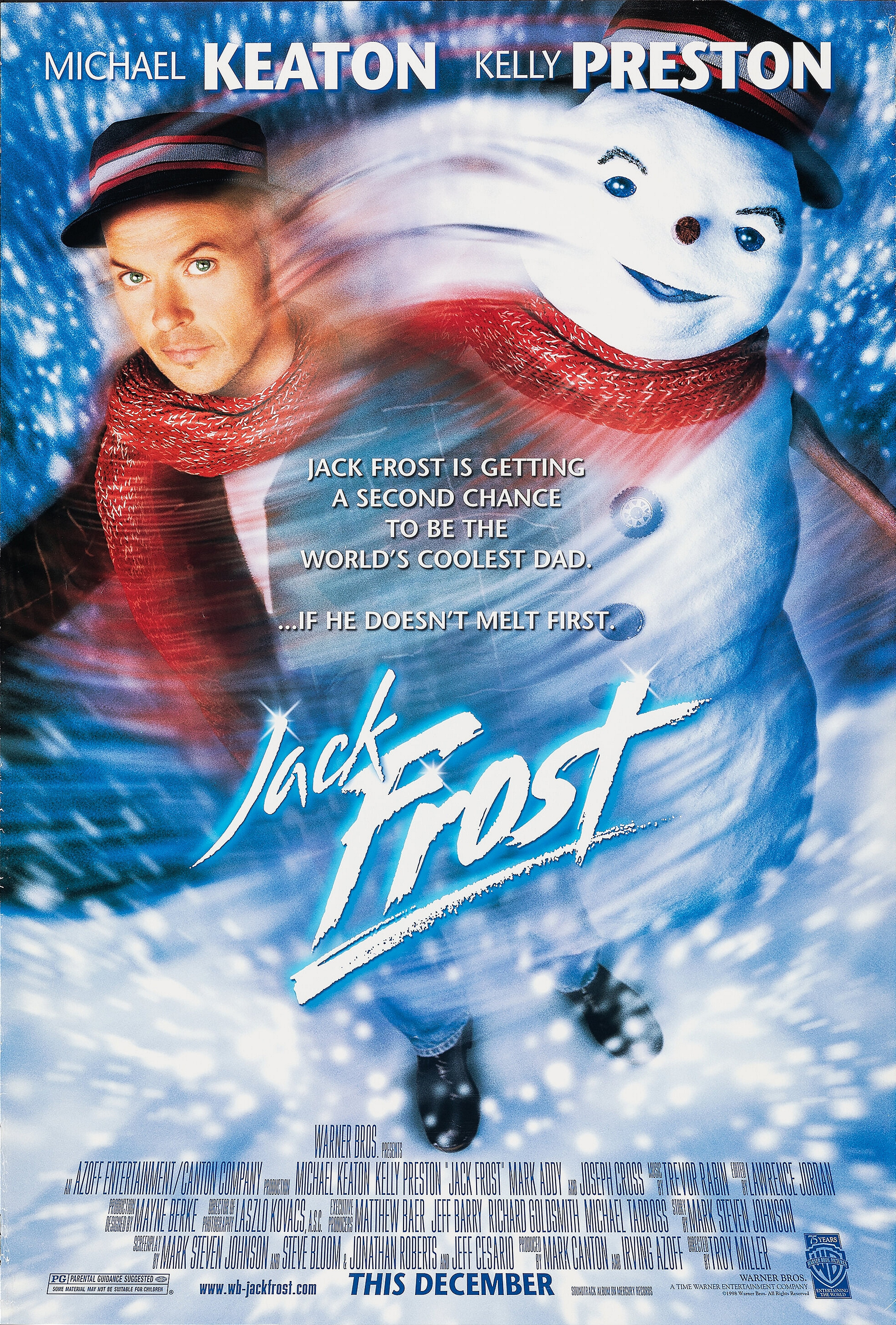 Jack Frost (1998 film) | Warner Bros. Entertainment Wiki ... Iron Giant Hogarth Tv