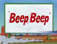 Beep, Beep Screencap 3