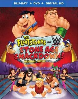 The Flintstones & WWE- Stone Age SmackDown
