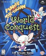 Pinky and the brain world conquest cover