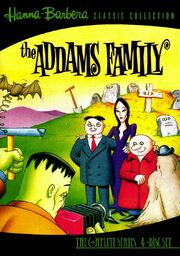 The addams family 1973 dvd