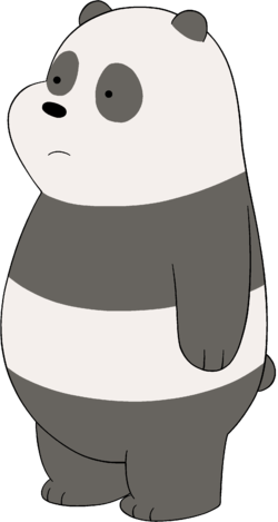 Panda we bare bears