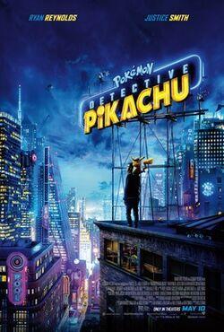 Pokémon Detective Pikachu teaser poster-0