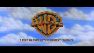 Warner Bros. logo - Mars attacks! (1996)
