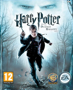 Harry potter and the deathly hallows part 1 game final cover